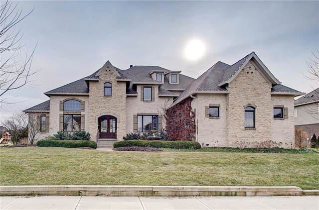 11561 Willow Bend Dr, Zionsville, IN 46077 (MLS #21688587) :: Mike Price Realty Team - RE/MAX Centerstone