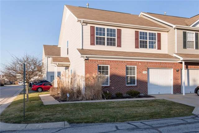 9760 Silver Leaf Dr #701, Noblesville, IN 46060 (MLS #21688604) :: AR/haus Group Realty