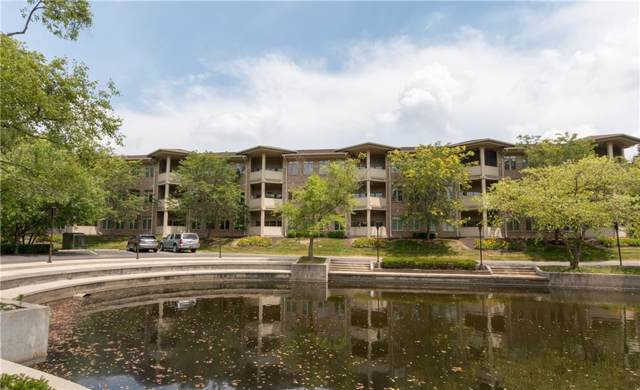 8555 One West Drive #204, Indianapolis, IN 46260 (MLS #21688606) :: The Indy Property Source