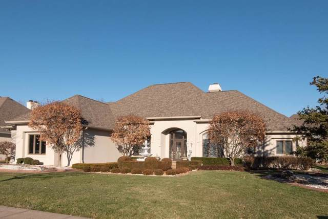1945 Dockside Drive, Greenwood, IN 46143 (MLS #21688659) :: Anthony Robinson & AMR Real Estate Group LLC