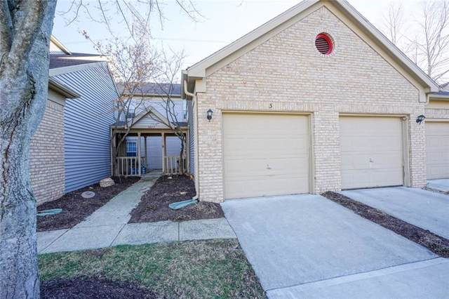 3657 Reflections Lane #3, Indianapolis, IN 46214 (MLS #21688686) :: Mike Price Realty Team - RE/MAX Centerstone