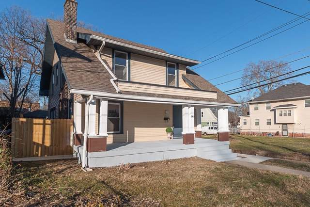 540 E 32nd Street, Indianapolis, IN 46205 (MLS #21688687) :: The Indy Property Source
