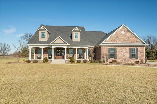 7152 Kennesaw Drive, Brownsburg, IN 46112 (MLS #21688693) :: The Indy Property Source