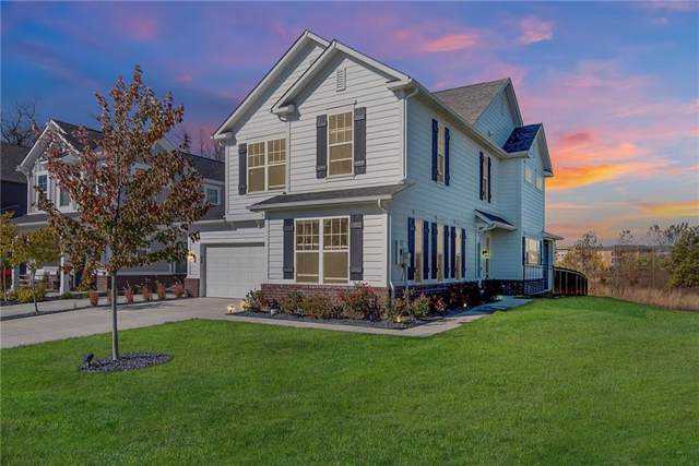 7222 Antiquity Drive, Carmel, IN 46033 (MLS #21688721) :: The ORR Home Selling Team