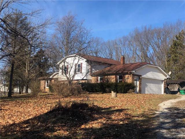 1681 W County Road 100 N, Greencastle, IN 46135 (MLS #21688748) :: Mike Price Realty Team - RE/MAX Centerstone
