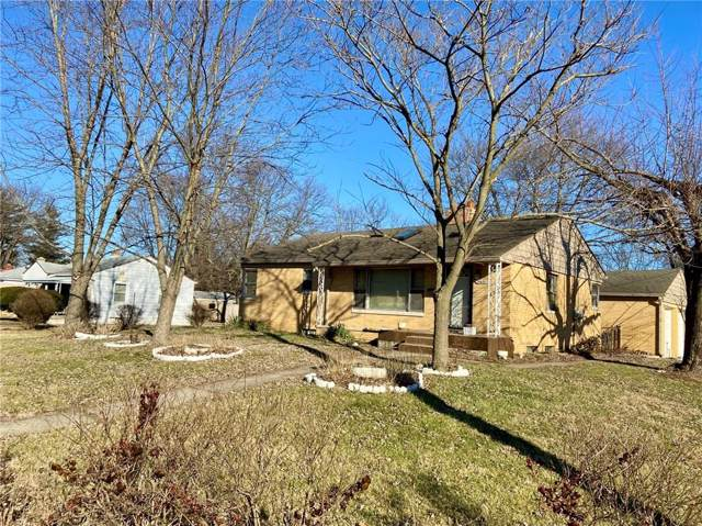 3601 Arthington Boulevard, Indianapolis, IN 46218 (MLS #21688754) :: The Indy Property Source