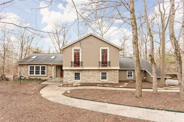 6450 Johnson Road, Indianapolis, IN 46220 (MLS #21688776) :: The Indy Property Source