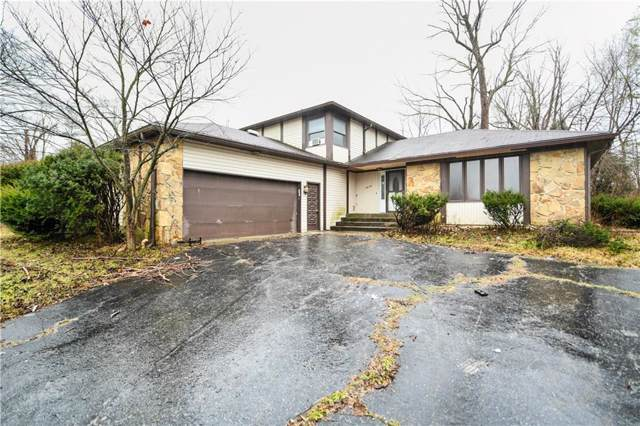 1634 Muessing Road, Indianapolis, IN 46239 (MLS #21688785) :: The Indy Property Source