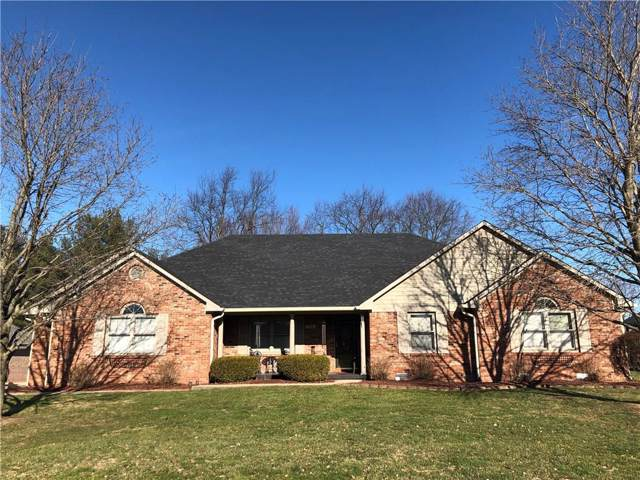 1226 Rosewood Lane, Mooresville, IN 46158 (MLS #21688788) :: The Indy Property Source