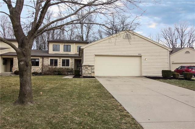 252 Sandbrook Circle, Noblesville, IN 46062 (MLS #21688811) :: Mike Price Realty Team - RE/MAX Centerstone