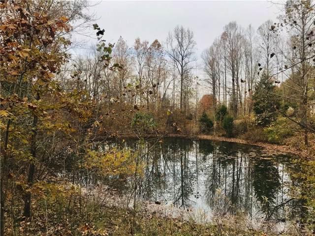 1541 Fox Hollow Drive, Martinsville, IN 46151 (MLS #21688840) :: David Brenton's Team