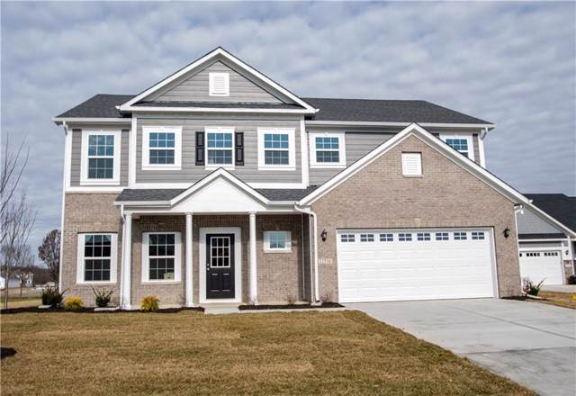 12316 Wright Court, Noblesville, IN 46060 (MLS #21688887) :: The Evelo Team
