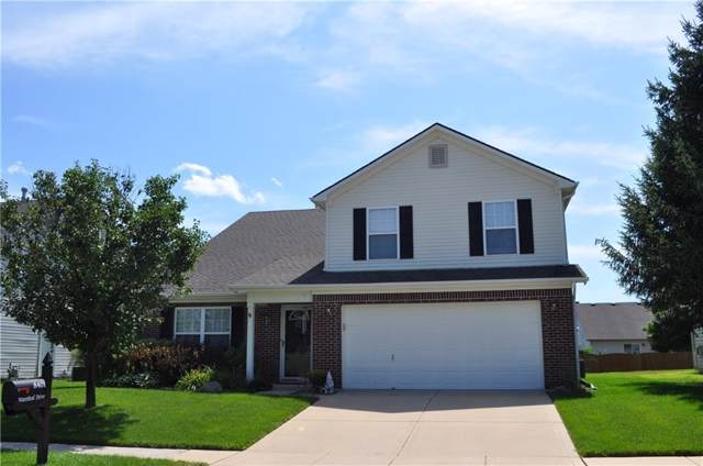 8401 Waterleaf Drive, Plainfield, IN 46168 (MLS #21688918) :: Mike Price Realty Team - RE/MAX Centerstone