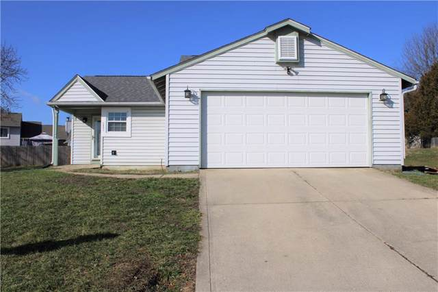 1531 Brookside Court N, Columbus, IN 47201 (MLS #21688997) :: The Indy Property Source
