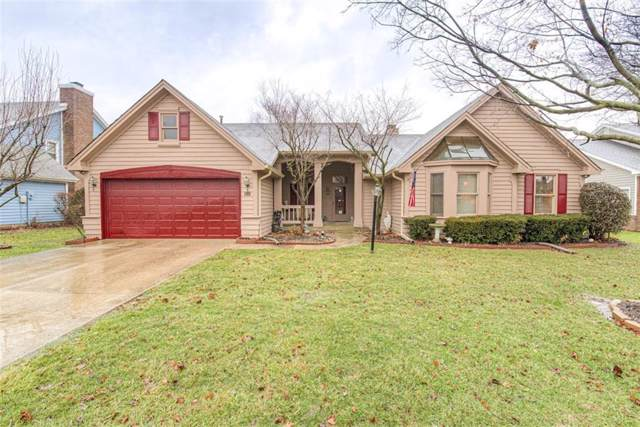 10540 Marlin Court, Indianapolis, IN 46256 (MLS #21689000) :: Richwine Elite Group