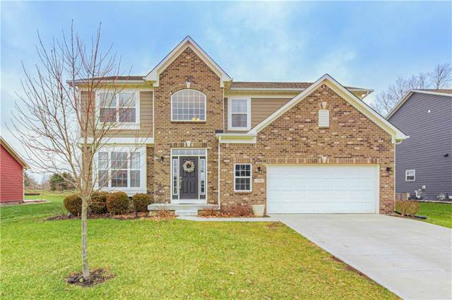 210 Dovetree Drive, Danville, IN 46122 (MLS #21689018) :: The Indy Property Source