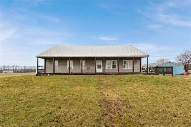3602 E Cr 1100 S, Flat Rock, IN 46234 (MLS #21689046) :: The Indy Property Source
