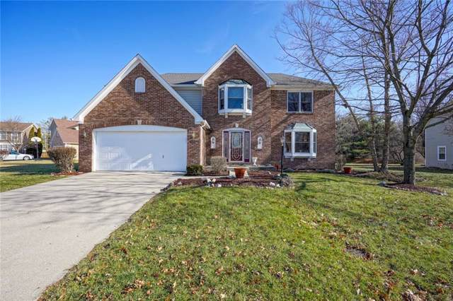 10532 Beacon Lane, Indianapolis, IN 46256 (MLS #21689053) :: Mike Price Realty Team - RE/MAX Centerstone