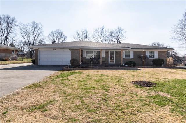 49 E Hickory Lane, Indianapolis, IN 46227 (MLS #21689069) :: The Indy Property Source
