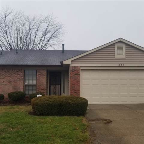 1858 N Queensbridge Drive, Indianapolis, IN 46219 (MLS #21689073) :: The Indy Property Source