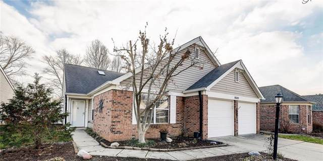 9849 N River Oak Lane, Fishers, IN 46038 (MLS #21689094) :: Mike Price Realty Team - RE/MAX Centerstone