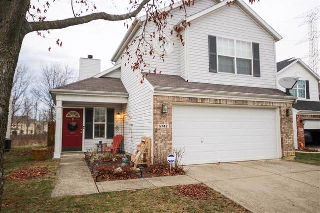 5742 Congressional Place, Indianapolis, IN 46235 (MLS #21689103) :: The Indy Property Source