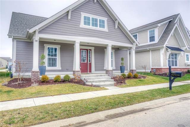 10891 Mossy Rock Drive, Fishers, IN 46038 (MLS #21689122) :: Richwine Elite Group
