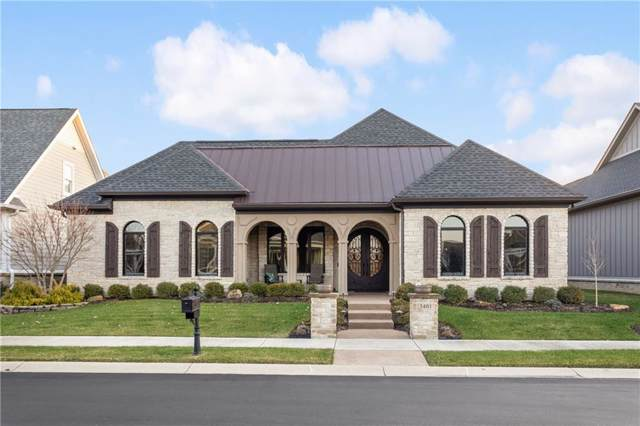 3401 Woodham Place, Carmel, IN 46033 (MLS #21689146) :: HergGroup Indianapolis