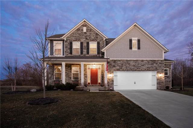 10629 Kensington Lane, Fishers, IN 46040 (MLS #21689150) :: Richwine Elite Group