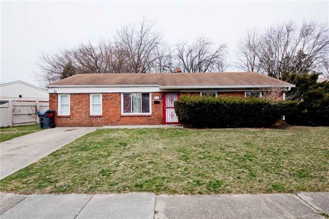 2314 Courtney Road, Indianapolis, IN 46219 (MLS #21689151) :: Mike Price Realty Team - RE/MAX Centerstone