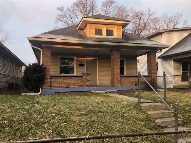 2822 N Olney Street, Indianapolis, IN 46218 (MLS #21689157) :: Mike Price Realty Team - RE/MAX Centerstone