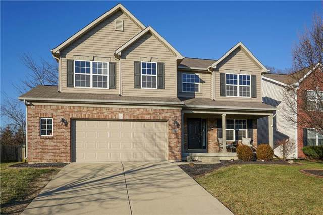 11926 Wynsom Court, Fishers, IN 46038 (MLS #21689174) :: Heard Real Estate Team | eXp Realty, LLC