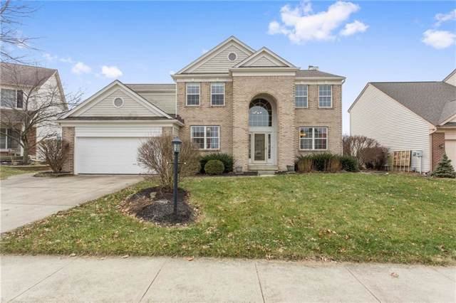 12343 Cobblefield Court, Fishers, IN 46037 (MLS #21689183) :: Heard Real Estate Team | eXp Realty, LLC