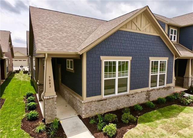 7083 Antiquity Drive, Carmel, IN 46033 (MLS #21689190) :: The ORR Home Selling Team