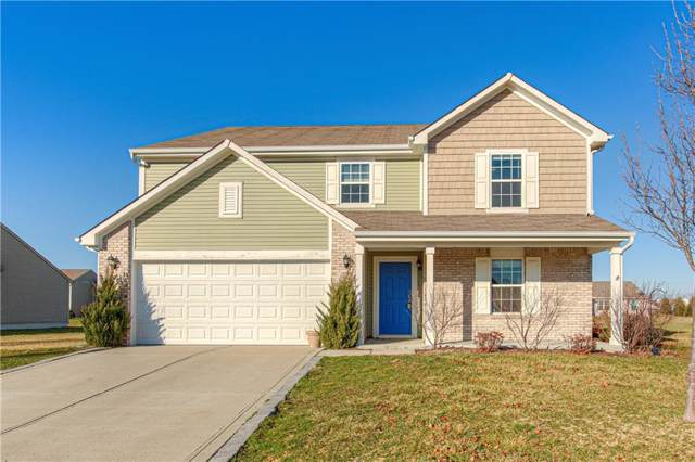 8644 Benjamin Lane, Avon, IN 46123 (MLS #21689192) :: HergGroup Indianapolis