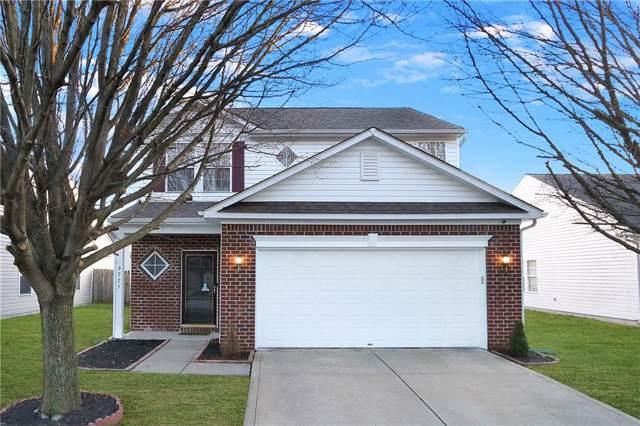 9725 Thomas Lane, Avon, IN 46123 (MLS #21689216) :: The Indy Property Source