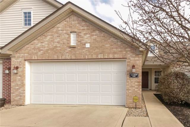 11509 Ivy Lane #101, Fishers, IN 46037 (MLS #21689225) :: Richwine Elite Group
