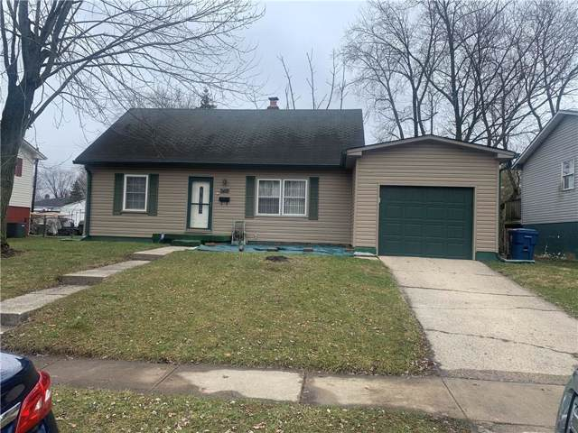 3437 Joan Place, Indianapolis, IN 46226 (MLS #21689242) :: Anthony Robinson & AMR Real Estate Group LLC