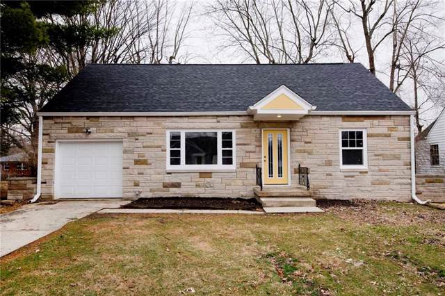 4137 Norrose Drive, Indianapolis, IN 46226 (MLS #21689244) :: Richwine Elite Group
