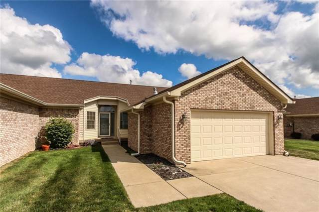 4880 W Cedar Cove Drive, New Palestine, IN 46163 (MLS #21689248) :: David Brenton's Team