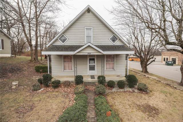 305 E Main Street, Morristown, IN 46161 (MLS #21689267) :: The Indy Property Source