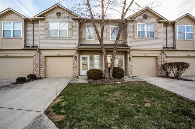7924 Windham Lake Way, Indianapolis, IN 46214 (MLS #21689278) :: Mike Price Realty Team - RE/MAX Centerstone