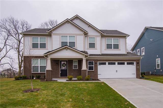 11953 Piney Glade Road, Noblesville, IN 46060 (MLS #21689328) :: Mike Price Realty Team - RE/MAX Centerstone