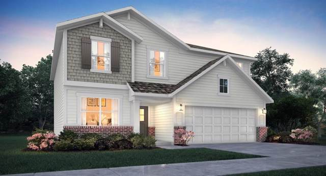 9746 Sonnette Circle, Fishers, IN 46040 (MLS #21689346) :: Richwine Elite Group