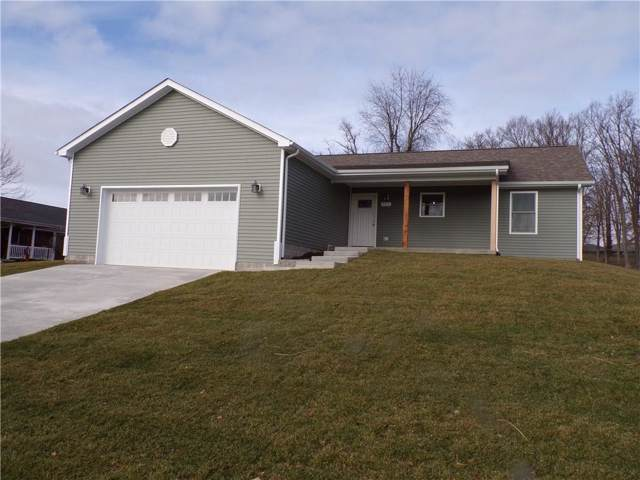 725 Poplar Cove Drive, Brownstown, IN 47220 (MLS #21689397) :: Mike Price Realty Team - RE/MAX Centerstone