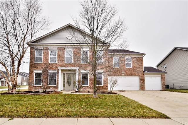 6712 Eastland Drive, Brownsburg, IN 46112 (MLS #21689404) :: Mike Price Realty Team - RE/MAX Centerstone