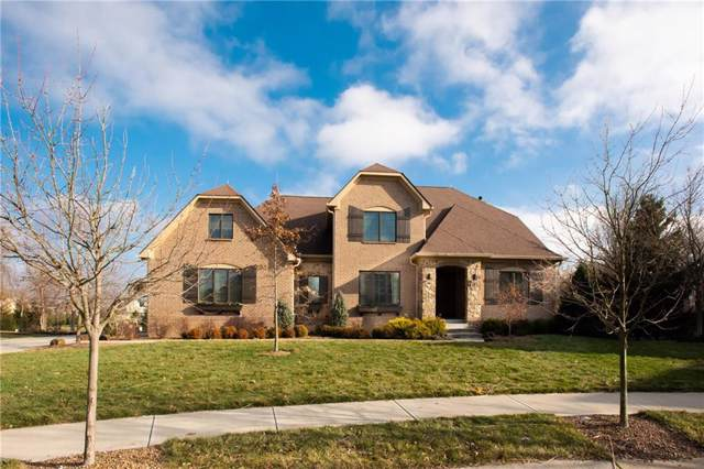 10045 Brooks Edge Circle, Fishers, IN 46040 (MLS #21689409) :: Richwine Elite Group