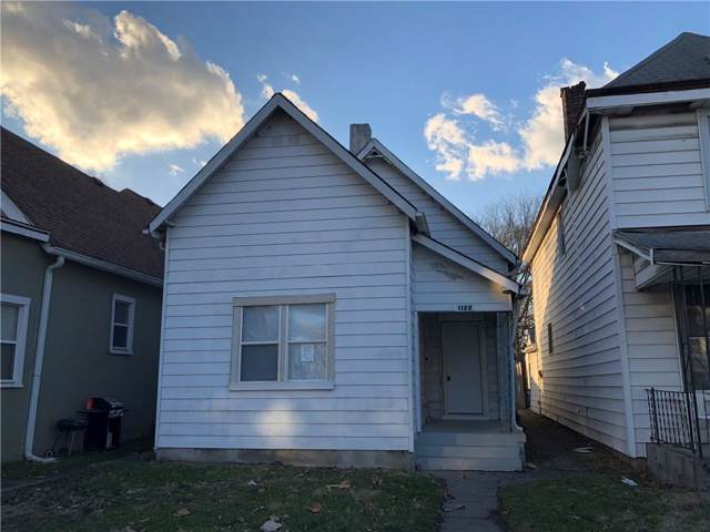 1124 Trowbridge Street, Indianapolis, IN 46203 (MLS #21689416) :: Mike Price Realty Team - RE/MAX Centerstone