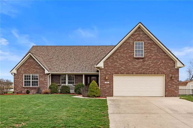 3657 Cedar Creek Lane, New Palestine, IN 46163 (MLS #21689431) :: The Indy Property Source