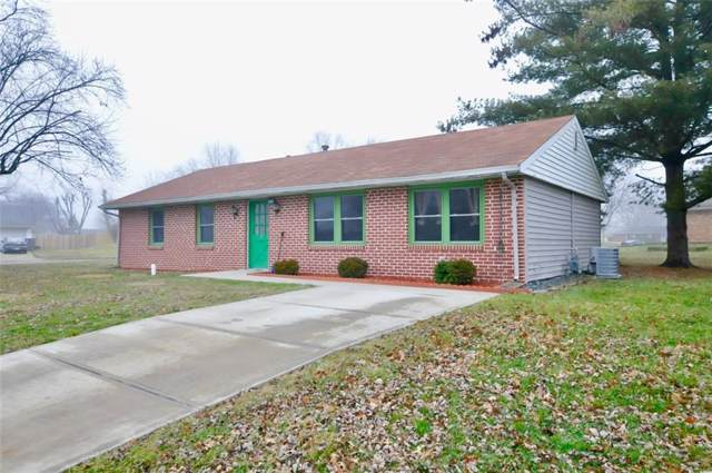 7609 Marywood Drive, Indianapolis, IN 46227 (MLS #21689467) :: The Indy Property Source